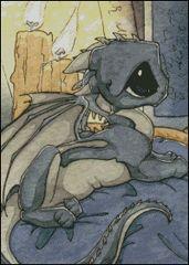 Lap Dragon