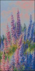Luminous Lupines