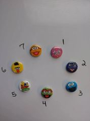 Sesame Street Needle Minders and many more