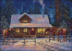 Winter's Oasis