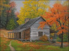 Appalachian Retreat in Autumn