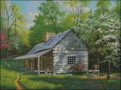 Appalachian Retreat in Spring