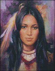 Lavender Maiden