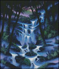 Purple Mist Falls