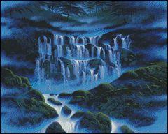 Blue Mist Falls