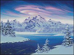 Sierra Twilight