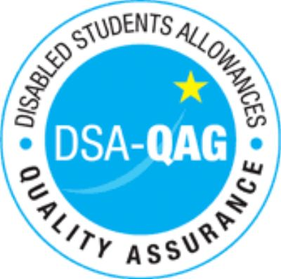 DSA-QAG Logo - Disabled Students Allowances - Quality Assurance