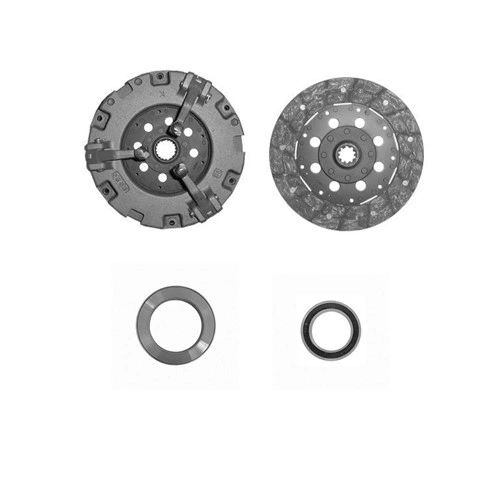 L3400 Kubota Tractor 9'' Dual Stage Clutch Kit Assembly