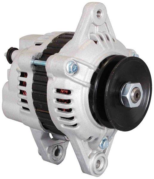 7264 CUB CADET TRACTOR ALTERNATOR WITH 21 HP DIAHATSU DIESEL ENGINE