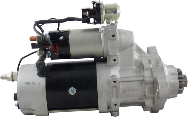 C112 Century Class Starter With C12 12 0 Liter L6 - 732 CID Caterpillar  Engine 1996-2005