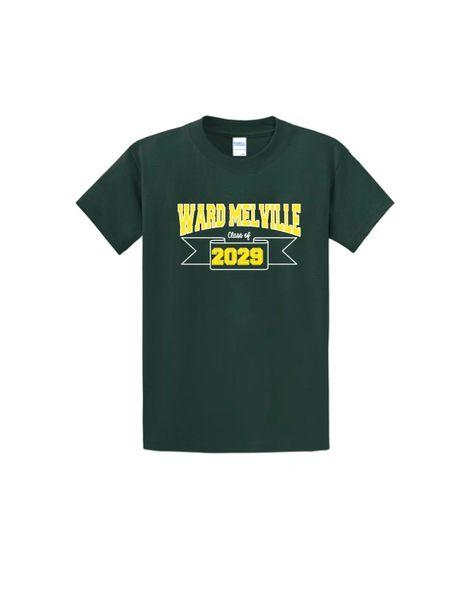 """Ward Melville """"Class of"""" T-Shirt"""