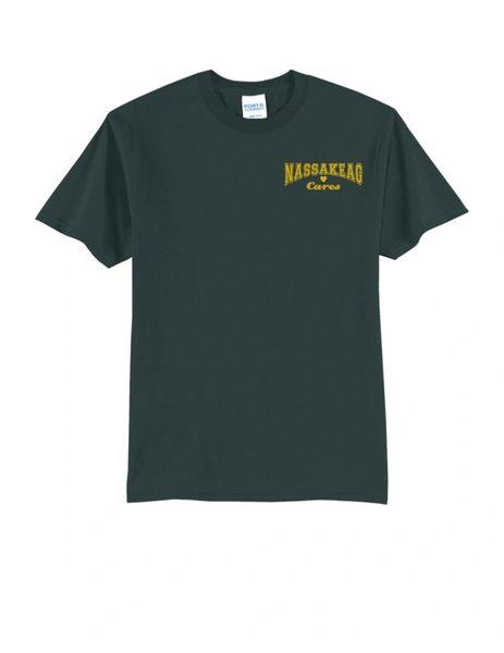 Nassakeag Cares T-shirt: CREW NECK