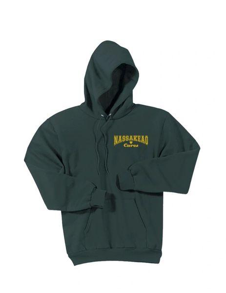 Nassakeag Cares Sweatshirt: HOODED