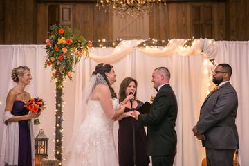Weddings by Sandy Sandy LeDonne South Jersey Officiant #sandyledonne