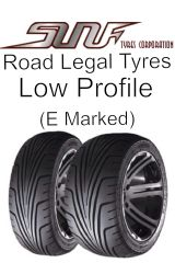 Sun F Sport Tyre 270-30-14Road Legal Quad Bike Tyres