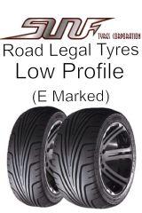 Sun F Sport Tyre 270-30-14Road Legal Quad Bike Tyres