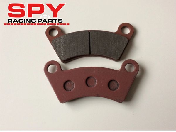 Spy 250F1-350F1-A, Rear Brake Pads, Road Legal Quad Bikes parts