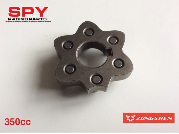 "Zhongshan 350cc Stopping Plate Gearshift 12-Spy 350 F1-Spyracing -Road legal quad bike""Engine parts"
