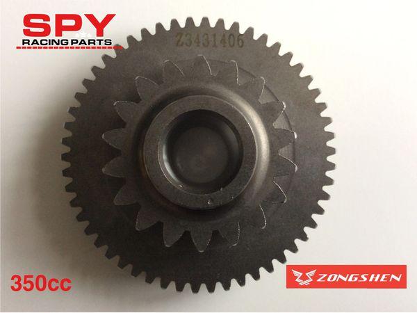 "Zhongshan 350cc Starter Twin Gear 2-Spy 350 F1-Spyracing -Road legal quad bike""Engine parts"