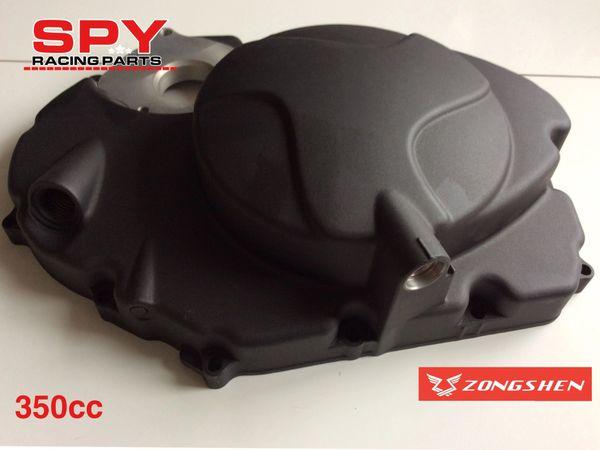 Zhongshan 350cc Engine Right Cover-Spy 350 F1-Spyracing -Road legal quad bike Engine parts