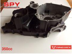 Zhongshan 350cc Engine Left Cover-Spy 350 F1-Spyracing -Road legal quad bike Engine parts