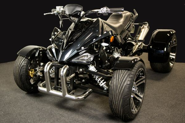 Spy F3-250 New 2020 Euro 4 Road Legal Quad Bikes