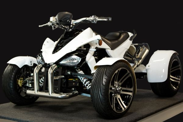 Spy F3-350 New 2020 Euro 4 Road Legal Quad Bikes