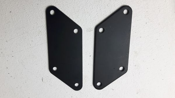 Spy 250F1-350F1-A Spoiler / backrest bracket Road Legal Quad Bikes parts