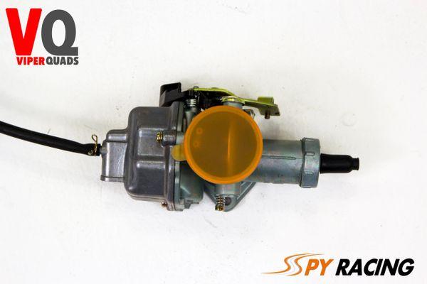 Spy 250F1-E, Carburettor Road Legal Quad Bikes parts, Spy Racing