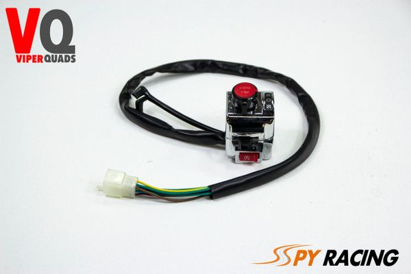 Spy 250F1-350 F1-A, Right Side Switch Starter, Road Legal Quad Bikes parts