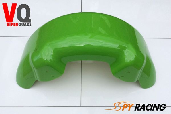 Spy 250/350F1-A, Front Wheel Arch (Green).Road Legal Quad Bikes-Spyracing Body Parts