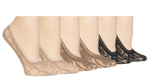 Lace liners