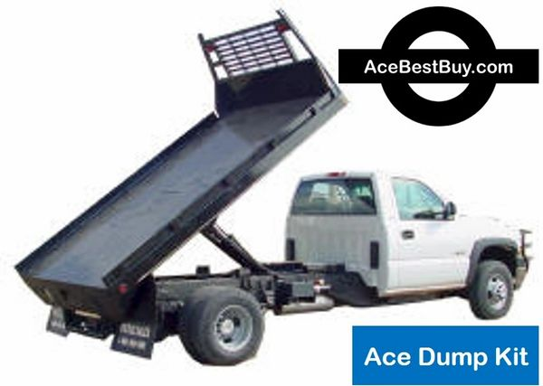 Ace 17000 lbs TRUCK Dump Kit 8'-14' Bed