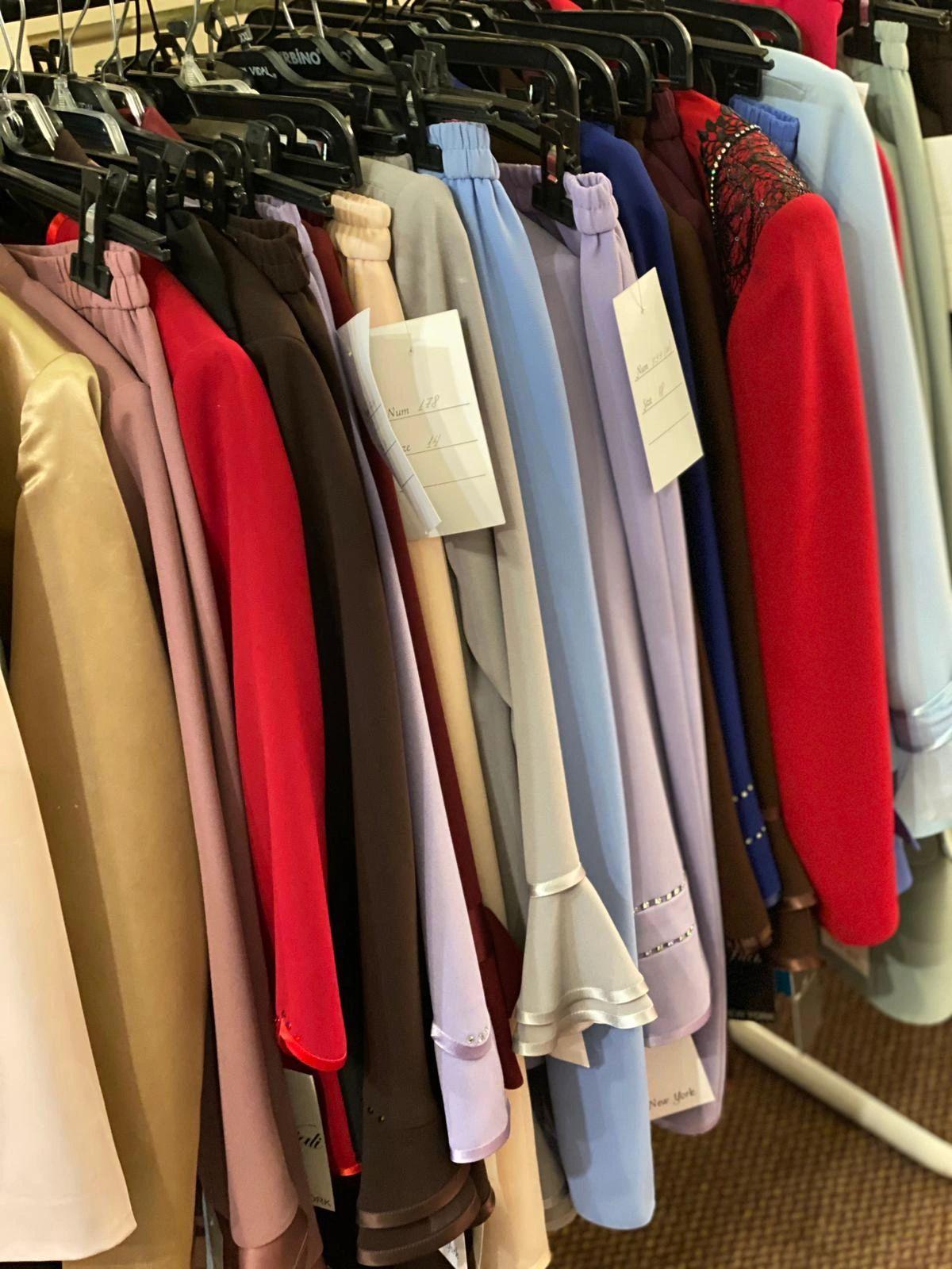 Wholesale Pallet Of Women's Boutique Clothing ...