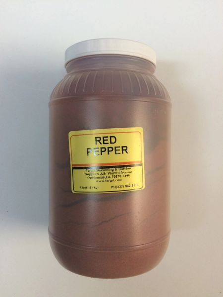 Red Pepper - Gallon