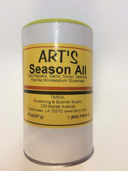 Art's Season All - 8 oz.
