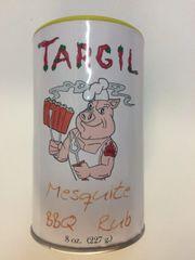 Targil's Mesquite BBQ Rub - 8 oz.