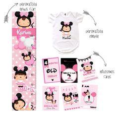 Mickeynnie Girl Gift Set