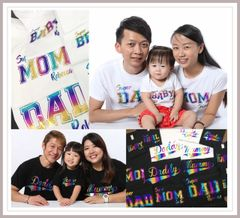 Dreamy Rainbow Family *Limited* (7 Designs)