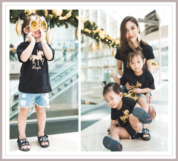 Classy Carousel Family