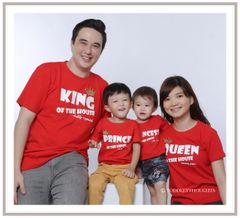 The Royal Family (Select own font colors)