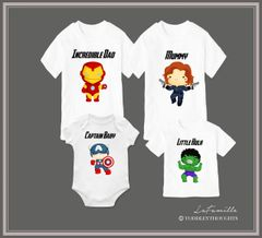 You're my superhero (13 Designs)