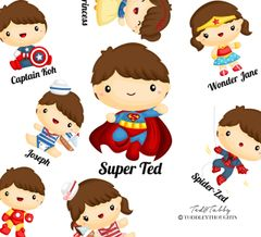 Ted&Tabby Mix (13Designs)