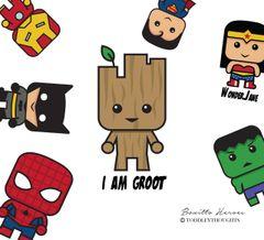Boxitto Heroes (9 Designs)