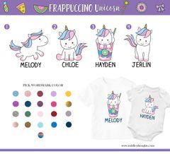2. Frappuccino Unicorn