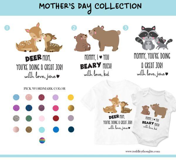 2. Loving U Mother's Day