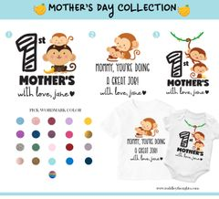 3. MonkieKie Mother's Day
