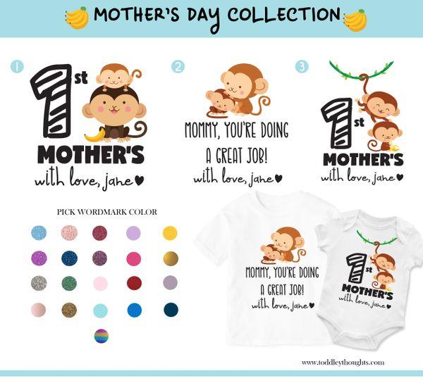 3. MonkieKie Mother's Day