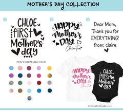 4. Typography Mother's Day