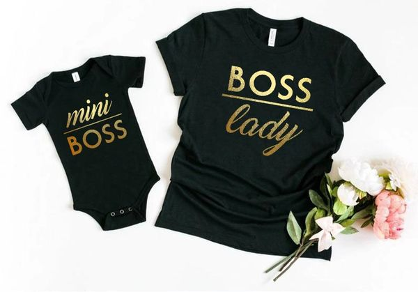 8. Boss Lady & Mini Boss [Mommy & Me Per Set]